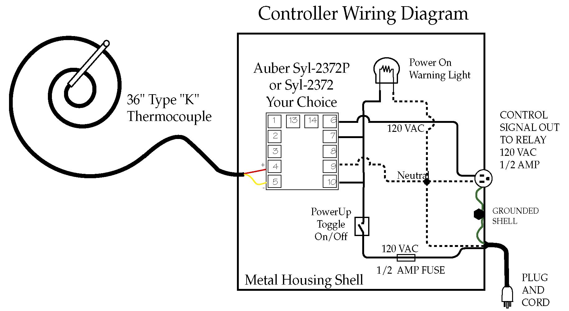 Modules 120 Volt Control Relay Wiring Diagram Controller Contdiag